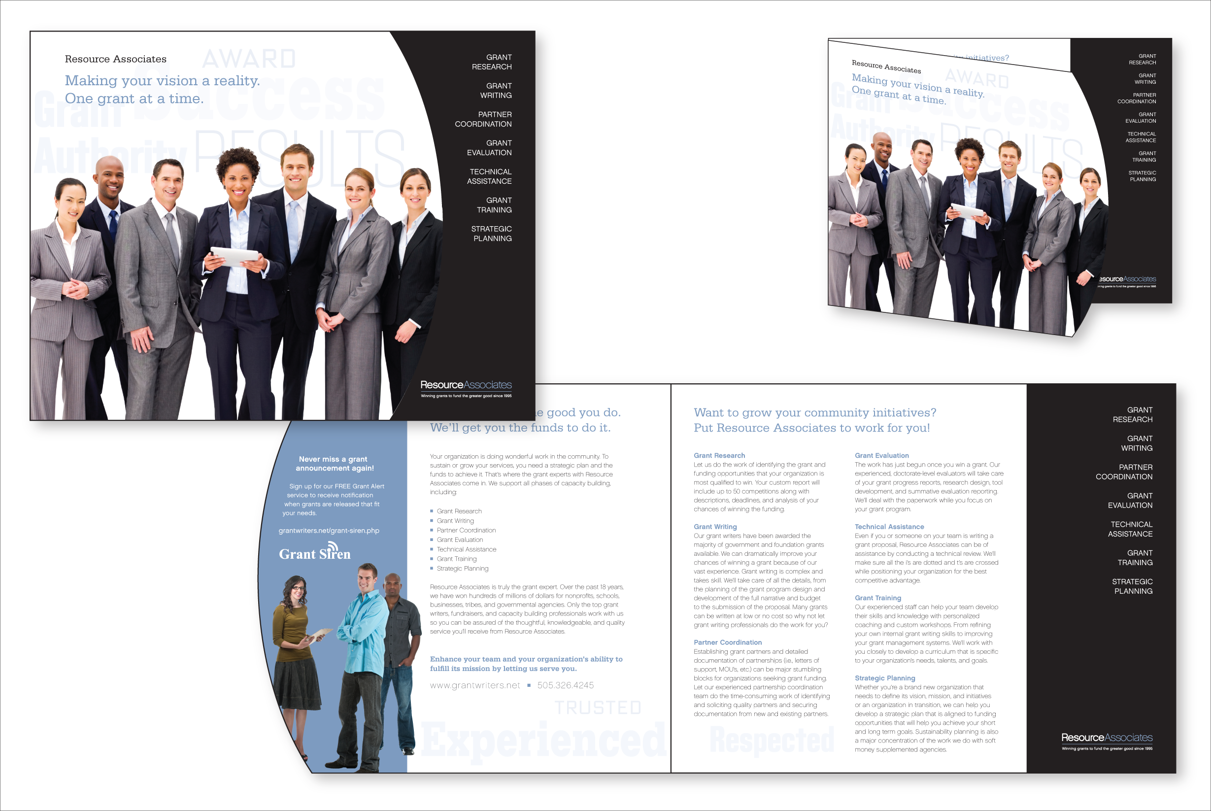 Resource Associates Brochure