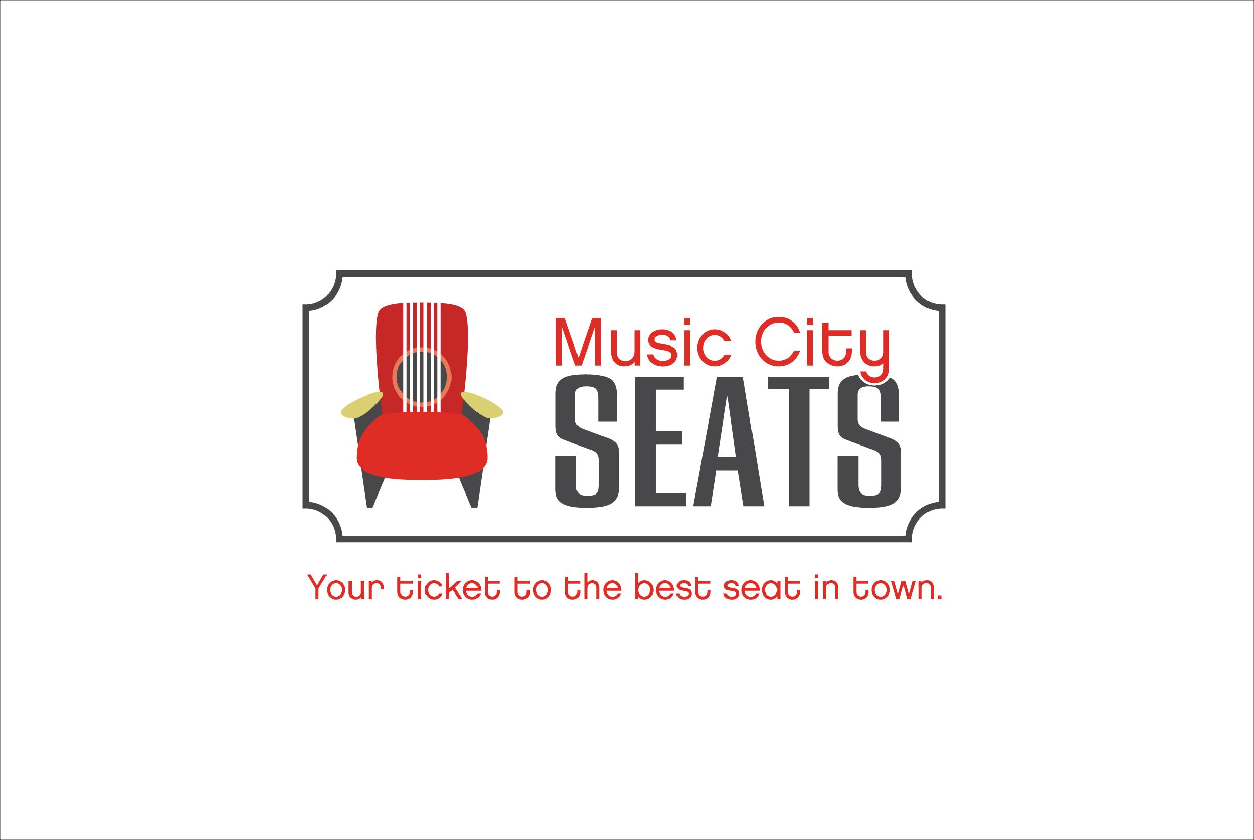 Music City Seats Logo